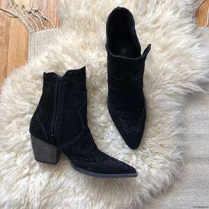 Matisse - Parker Boot Black